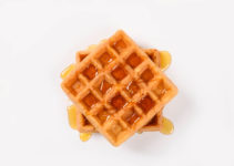 The Difference Between Belgian Waffles and Regular Waffles
