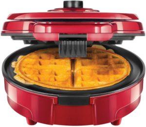 Chefman Red Waffle Maker