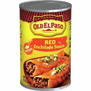 El Paso Red Enchilada Sauce