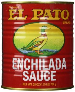 El Pato Enchilada Sauce