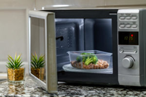 Food Steamer In a Microwave