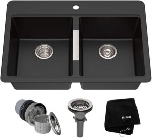Kraus Quarza Kitchen Sink