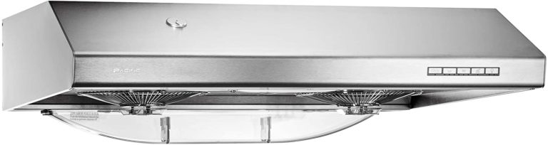 Pacific Stainless Steel Range Hood