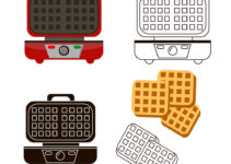 Top 5 Stylish Red Waffle Makers