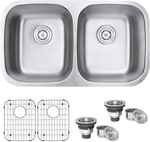 Ruvati 32 inch undermount kitchen sink