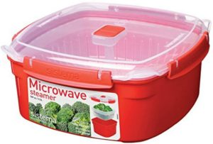 Sistema Microwave Collection Steamer