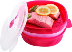 Snips Microwave Cookware Steamer