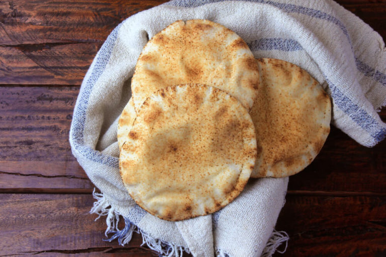 Pita bread 2