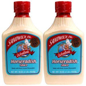 Woeber Horseradish Sauce
