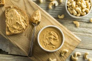 Cashew Peanut Butter