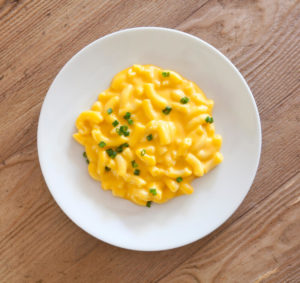 A Bowl of Mac and Cheese
