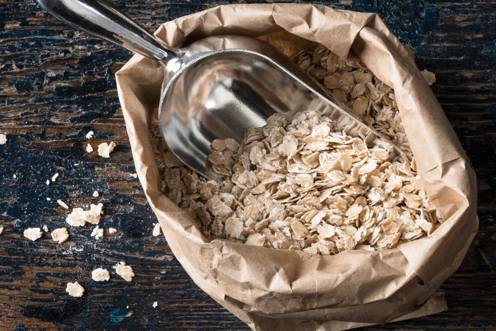 Oatmeal or Rolled Oats