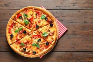 Clean Cut Pizza