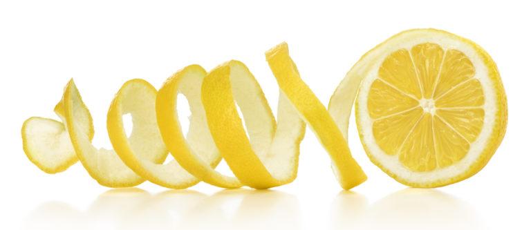 Twisted lemon