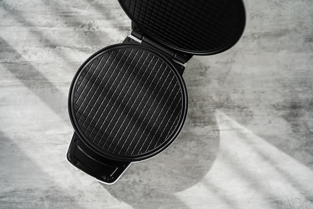 Clean Waffle Maker