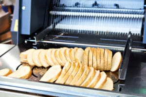 Electric Bread Slicer