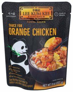 Lee Kum Kee Panda Brand Sauce for Orange Chicken