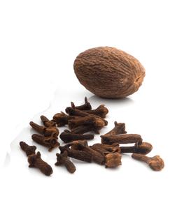 Nut meg and cloves