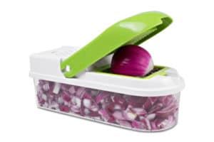 Onion Slicer Container