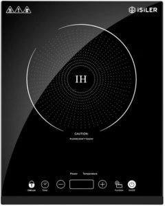 iSiLER 1800W Portable Induction Cooktop