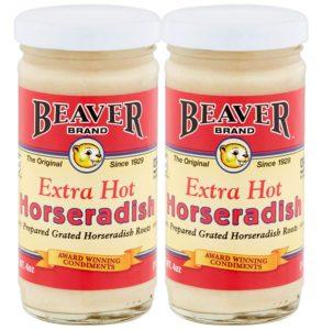 Beaver Horseradish Extra Hot
