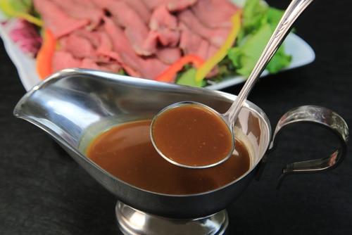 Bouillon Cubes Sauce as substitute for au jus