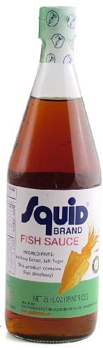 Fish sauce as substitute for miso