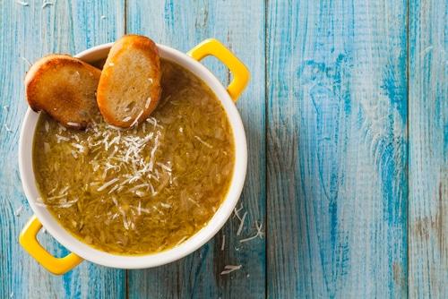 Onion Mix Soup