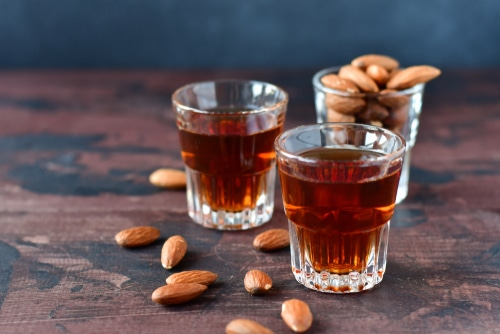 Amaretto is also a good orgeat substitute
