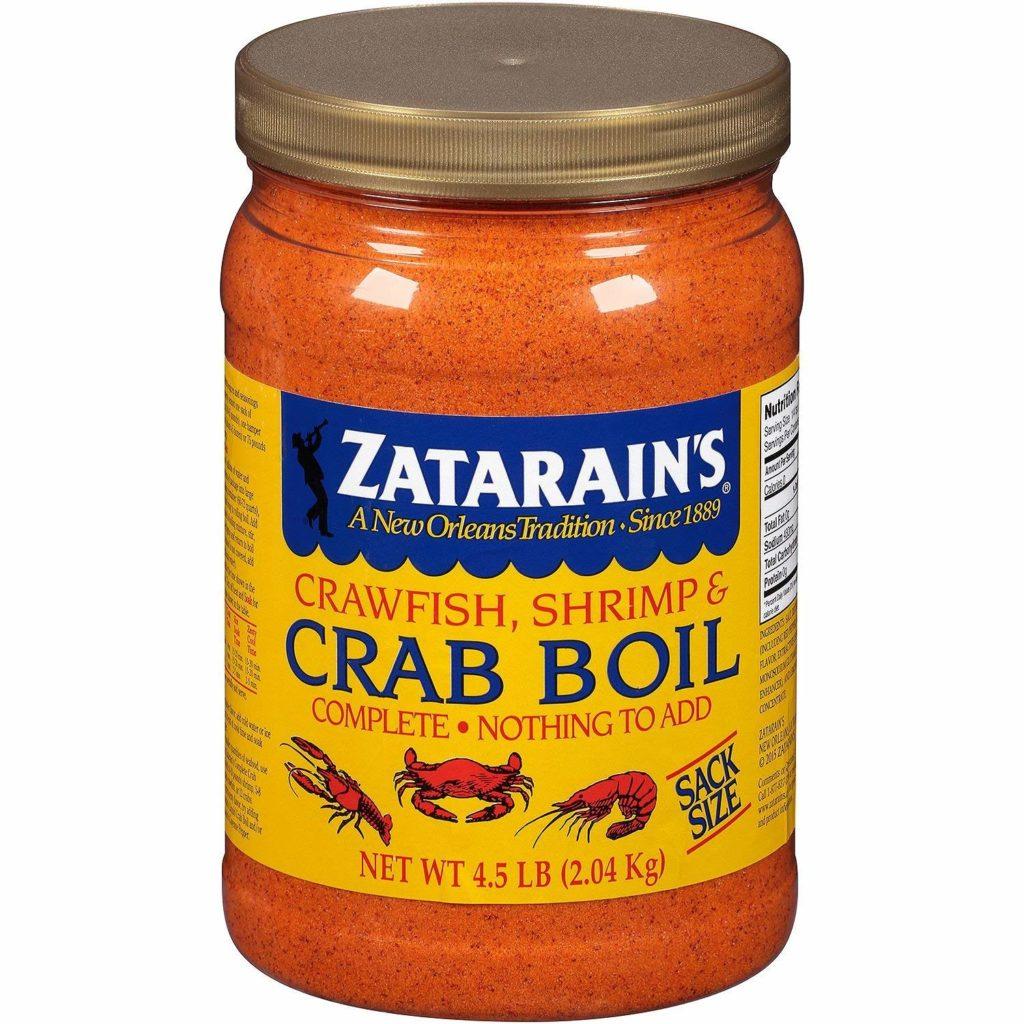 Crab Boil Seasoning is a good old bay seasoning substitute