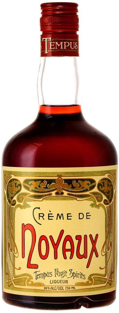 Crème de Noyaux is an excellent orgeat syrup substitute