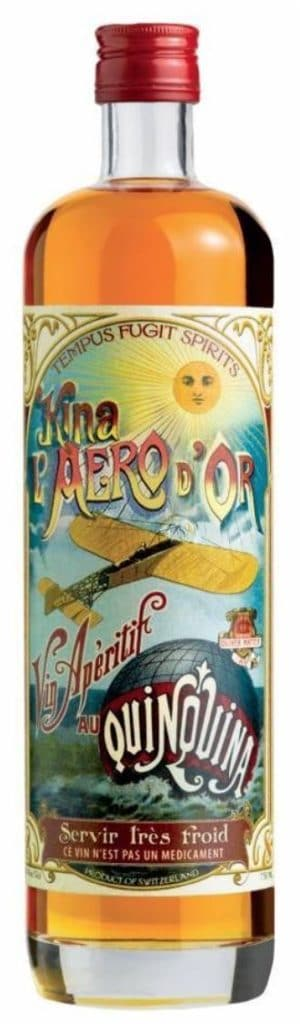 Kina L'Avion d'Or is also an excellent lillet blonde alternative