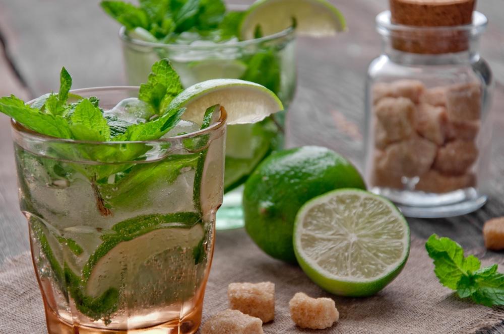 Lime juice and brown sugar as tamarind paste substitute