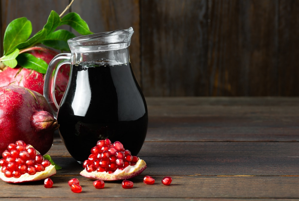 Pomegranate Molasses as tamarind paste substitute