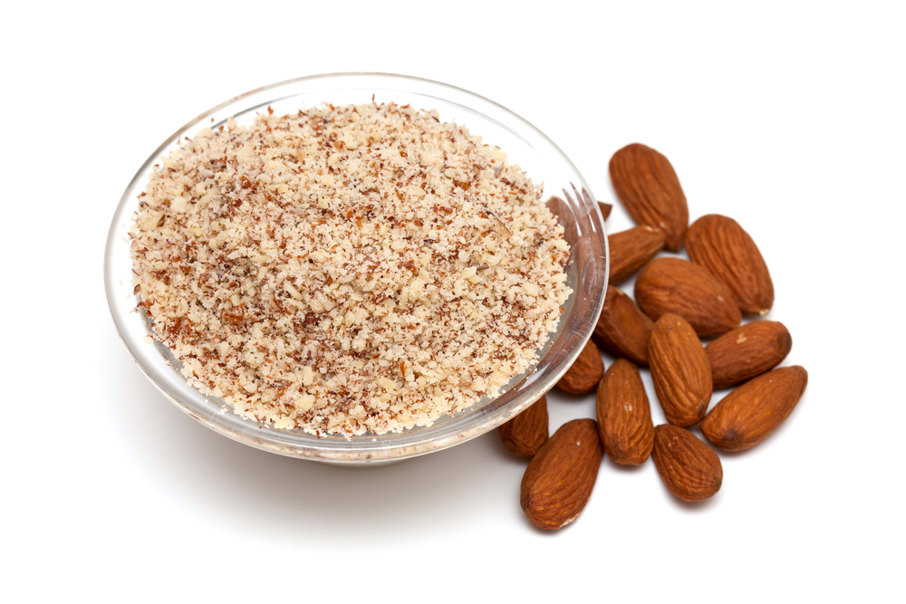 Almond meal is the best matzo meal substitute