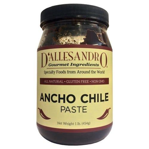 Ancho Chile paste