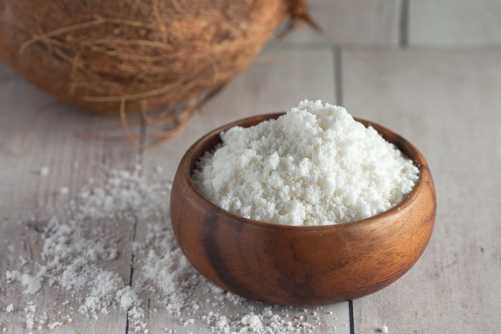 Coconut Milk Powder is a substitute for milk powder