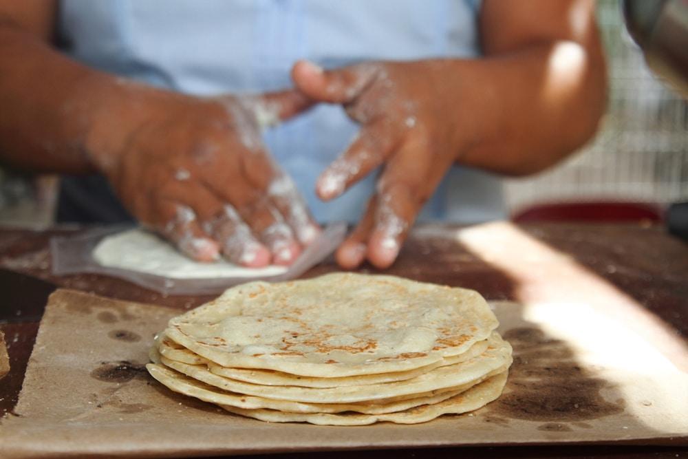Ground Tortillas