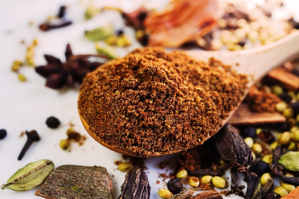 5. Homemade Spice Blends