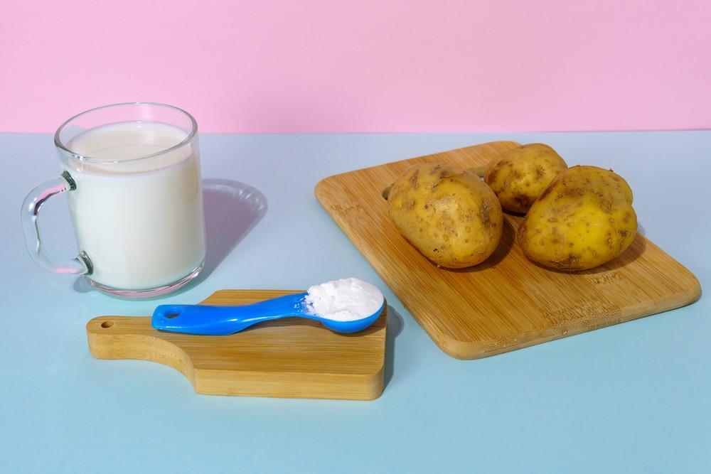 Potato Milk Powder